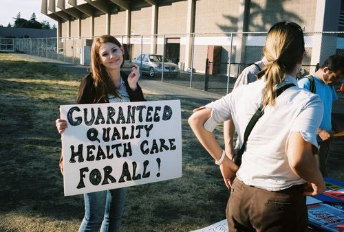 Health Care For All!