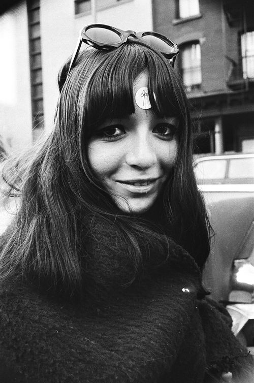 East Village Woman, NYC 1967