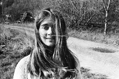 Stephanie, near Bellingham, 1972