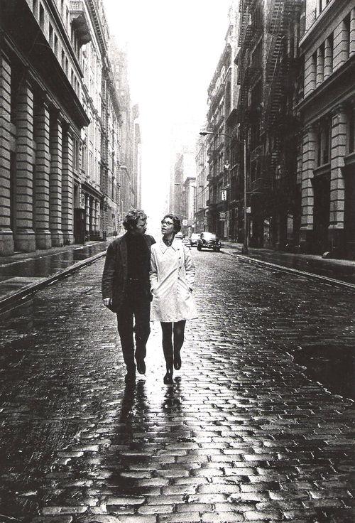 Sunday in Manhattan, 1968